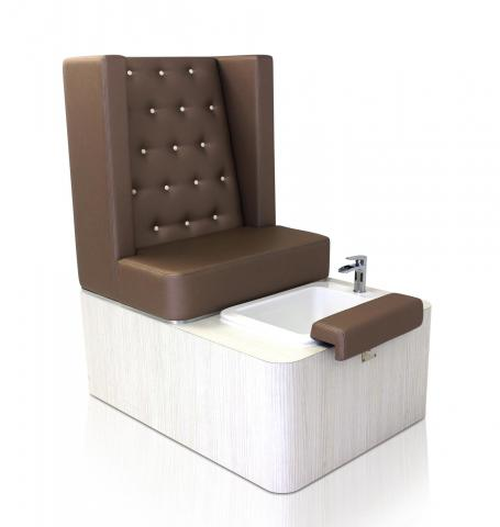 REM Dreamspa Pedicure Throne