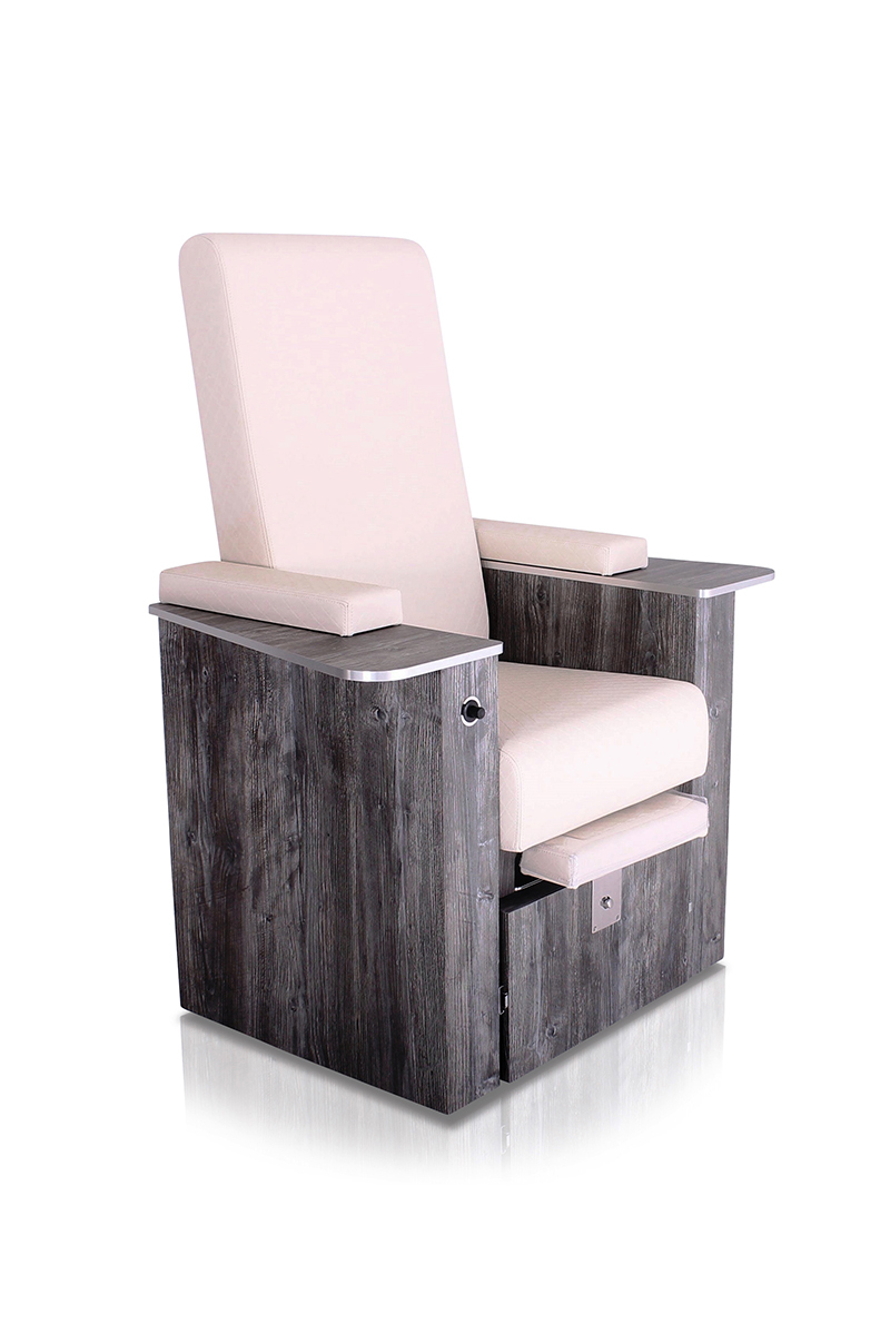 Natura Pedicure Spa Throne