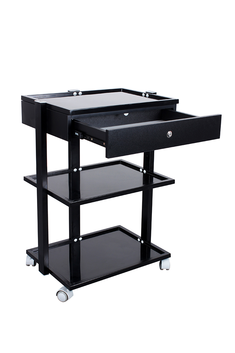 Tattoo Studio Safe Trolley