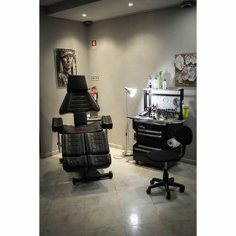 Tattoo Studio Couch